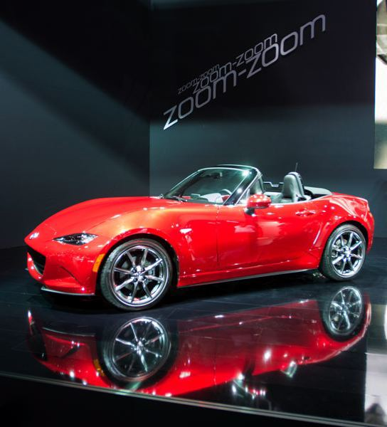 PORTLAND TRIBUNE: JOHN M. VINCENT -  Last year's most anticipated debut for auto enthusiasts was the 2016 Mazda MX-5 Miata. It was worth the wait for the 2-seat roadster that moves back its roots -- lightweight, affordable and downright fun.