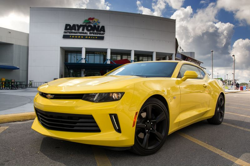 PORTLAND TRIBUNE: JOHN M. VINCENT - Visitors to the Portland International Auto Show will experience the latest in automotive connectivity and entertainment. The 2016 Chevrolet Camaro features a 4G LTE data connection, Apple CarPlay and Android Auto integration.