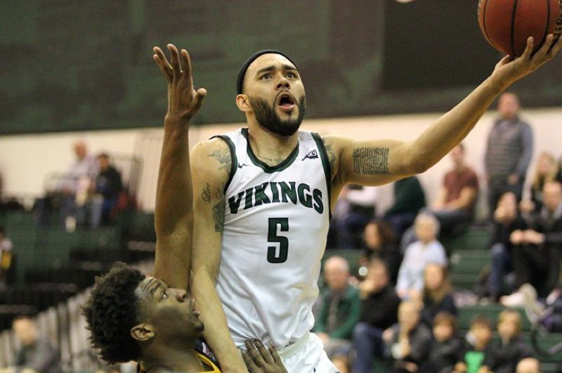 COURTESY: LARRY LAWSON - Cameron Forte's offense off the bench has lifted Portland State in the Big Sky.