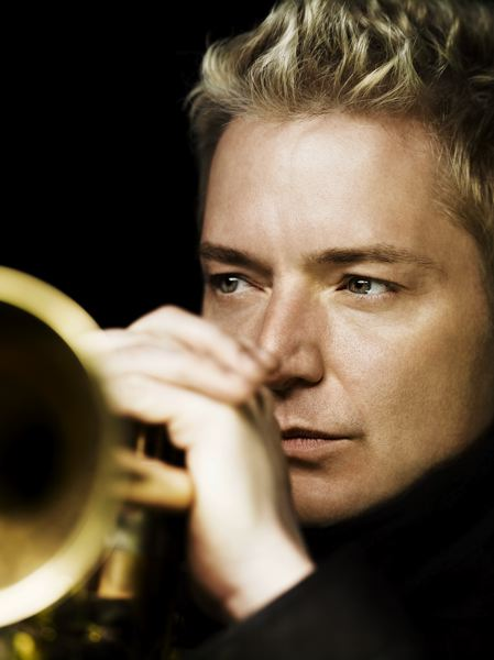 COURTESY PHOTO - Chris Botti has played with many famous musicians and singers, and he never wants to stop touring. The older I get the less (home) matters to me, he says.