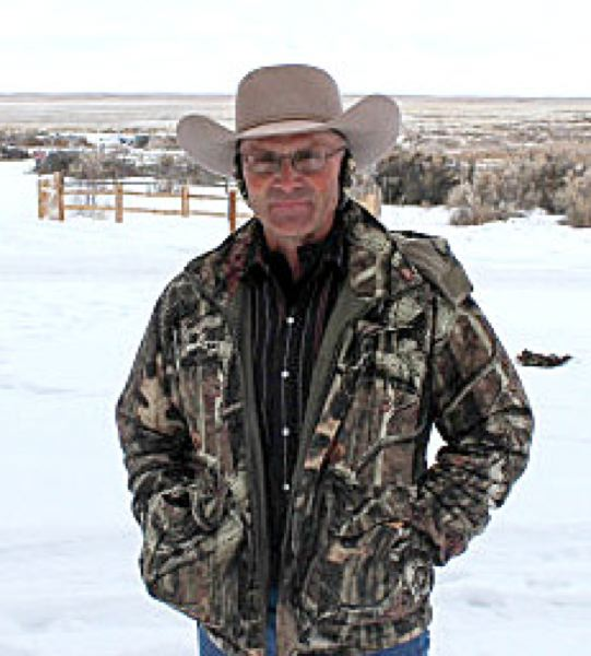 COURTESY PHOTO: OPB - LaVoy Finicum was reported killed Tuesday afternoon during a law enforcement stop on Highway 395 about 20 miles north of Burns.
