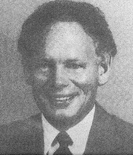 FILE PHOTO - The Clackamas County Review endorsed Ed Linquist in 1992, prior to his re-election as a Clackamas County commissioner.