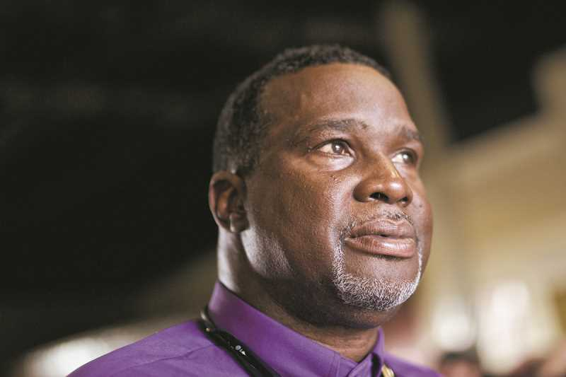 Pastor Clifford Jones spent years in prison in Louisiana before finding Jesus.