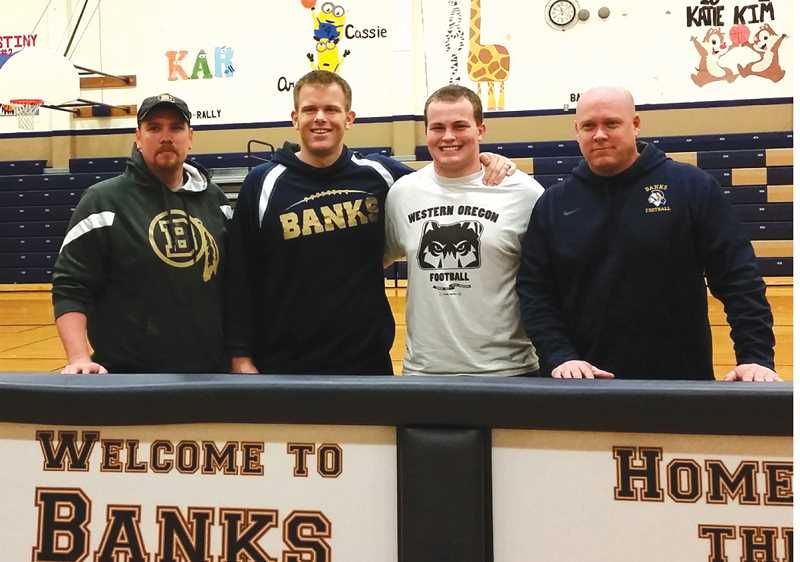 COURTESY PHOTO: BANKS HIGH SCHOOL