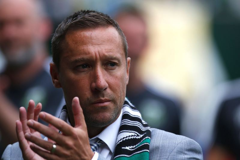 TRIBUNE FILE PHOTO: JONATHAN HOUSE - Coach Caleb Porter had to get after his players one day last week, but training camp in Tucson, Ariz., went smoothly overall for the MLS Cup champion Portland Timbers.