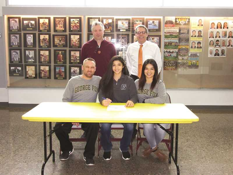 COURTESY PHOTO: FOREST GROVE HIGH SCHOOL