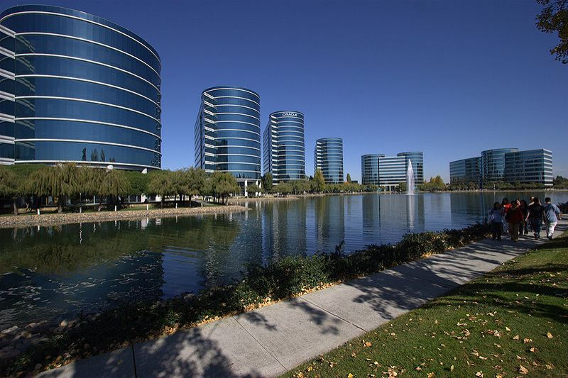 COURTESY PHOTO - Oracle Corp. in Redwood City, Calif., is fighting with the state because of the Cover Oregon website debacle. A Marion County judge wants the two sides to mediate the dispute.