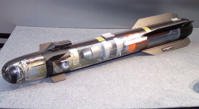 KOIN 6 NEWS - A picture of AGM-114 Hellfire from the Lockheed Martin site