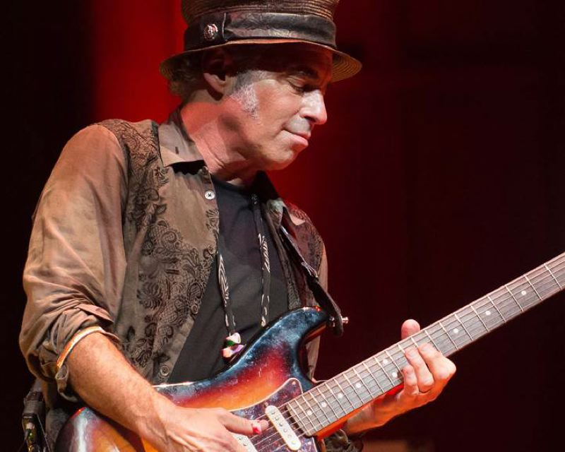 COURTESY: ERIC MARCEL - Apart from his other roles, including in Bruce Springsteen's band, Nils Lofgren and musical partner Greg Varlotta recorded 'UK 2015: Face the Music Live.'