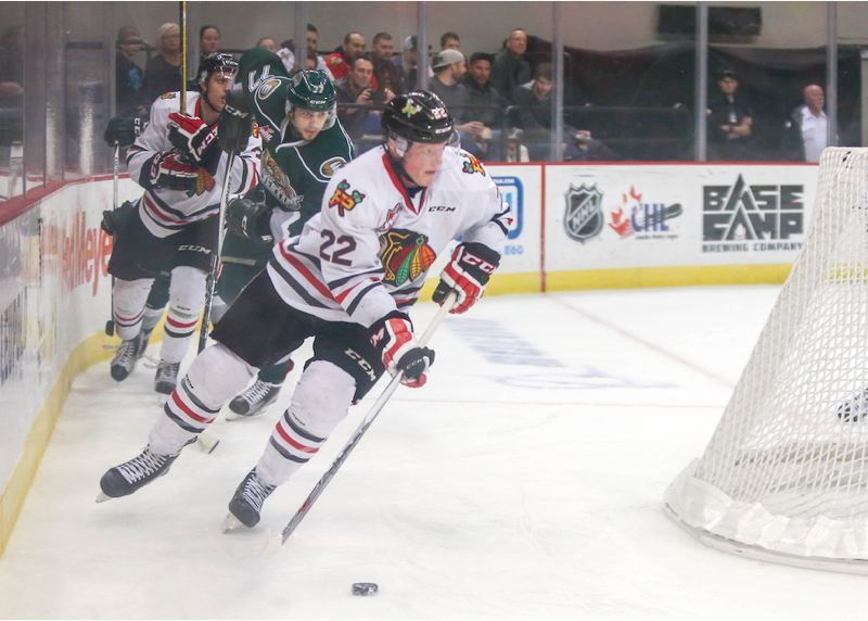 WHL: Hawks' Schoenborn Plans To Play This Weekend After Death Of His Father