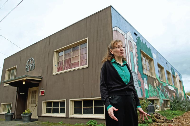 PORTLAND TRIBUNE: JAIME VALDEZ - Linda Jo Devlaeminck explains that city fees, charges and construction requirements are increasing the cost of their shelter expansion.
