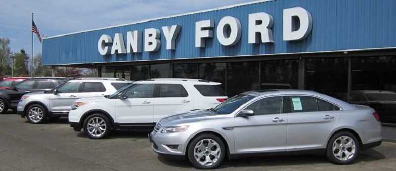 CANBY FORD - Stop on by Canby Ford today!