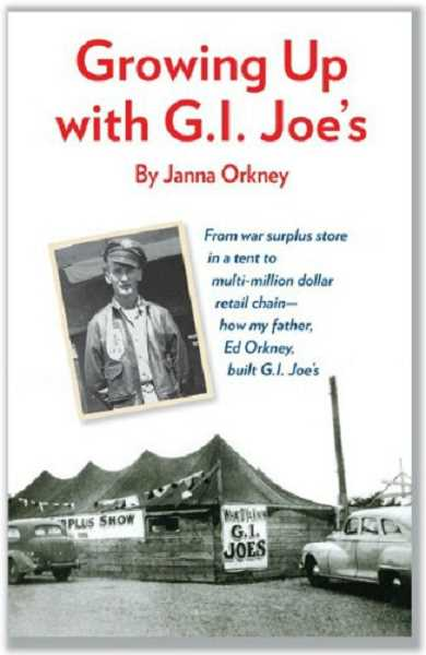 SUBMITTED PHOTOS  - Growing Up with G.I. Joes by Janna Orkney will be the topic of Oswego Heritage Councils First Wednesday presentation at 7 p.m. April 6.