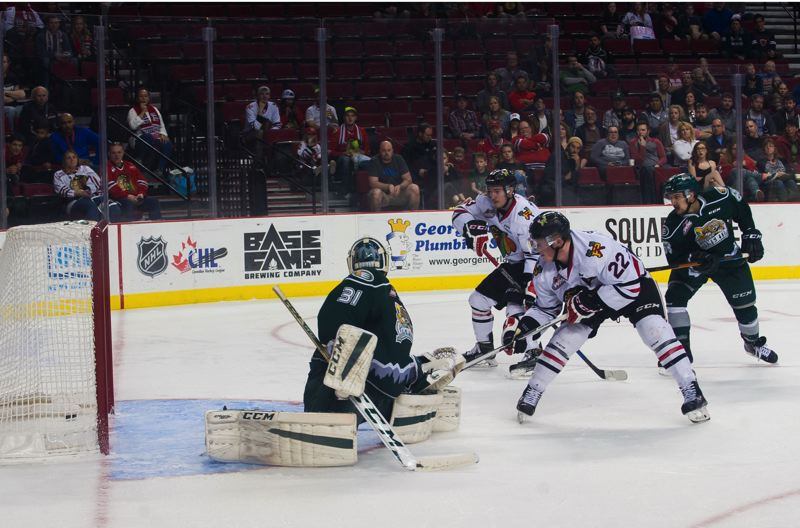 WHL: Uncharted Waters For Schoenborn