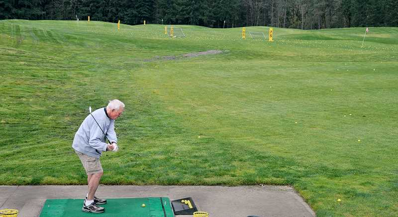 GARY ALLEN - The Chehalem Glenn Golf Course, like many golf courses, uses a lot of water each year. But since it's been using non-potable reuse water it's been paying exponentially more than its fellow fairways.
