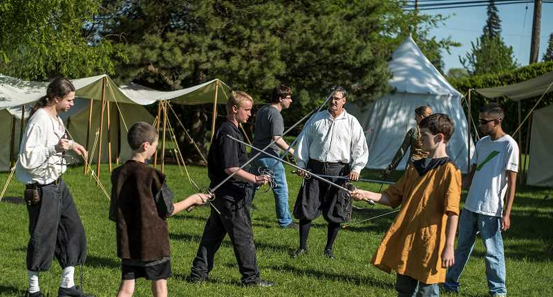 CHASE ALLGOOD - Faire in the Grove will be back on the McMenamins Grand Lodge lawn this Saturday and Sunday in the form of Fairegrove.