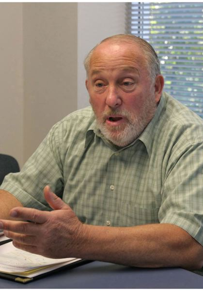 TIMES FILE PHOTO - Tigard City Councilor Marland Henderson is unable to seek another term this year.