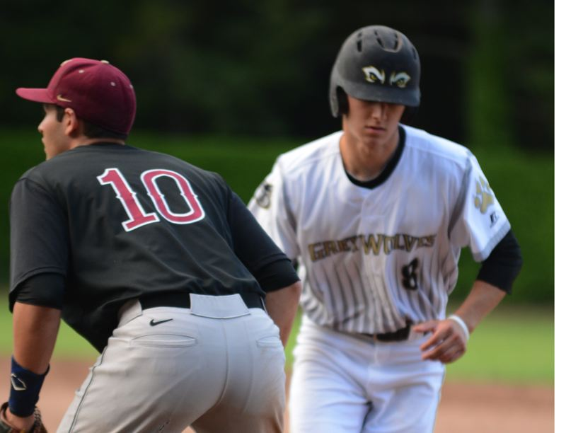 THE OUTLOOK: DAVID BALL - Jack Johnson hit a two-run single to supply the winning runs in the sixth inning Saturday night in Bend.