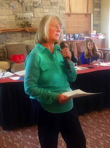 CONTRIBUTED PHOTO - Senior health care is an important issue for Sen. Laurie Monnes Anderson.