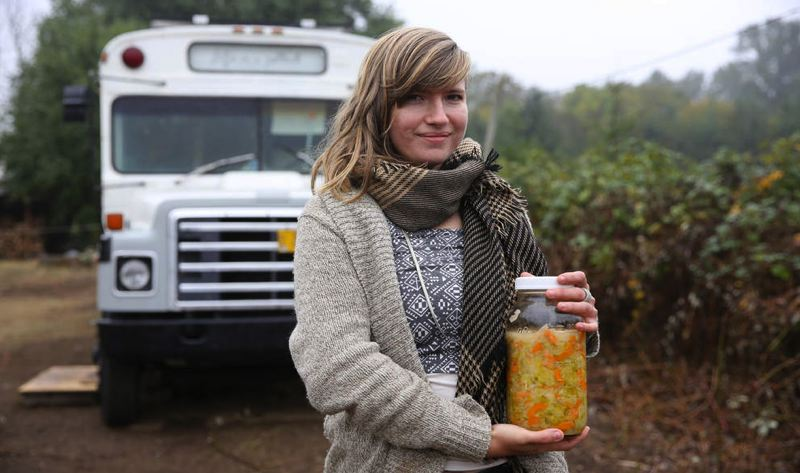 COURTESY: PORTLAND FERMENTATION FESTIVAL - Kicking off the Oct. 27 festival is an expert panel, including Tara Whitsitt of Fermentation on Wheels. Shell talk about her journey educating people around the country about the sustainable and health benefits of fermentation.