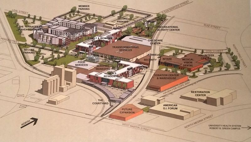 Haven For Hope Campus Map.Pamplin Media Group Wheeler Novick Tour Texas Model For Homeless