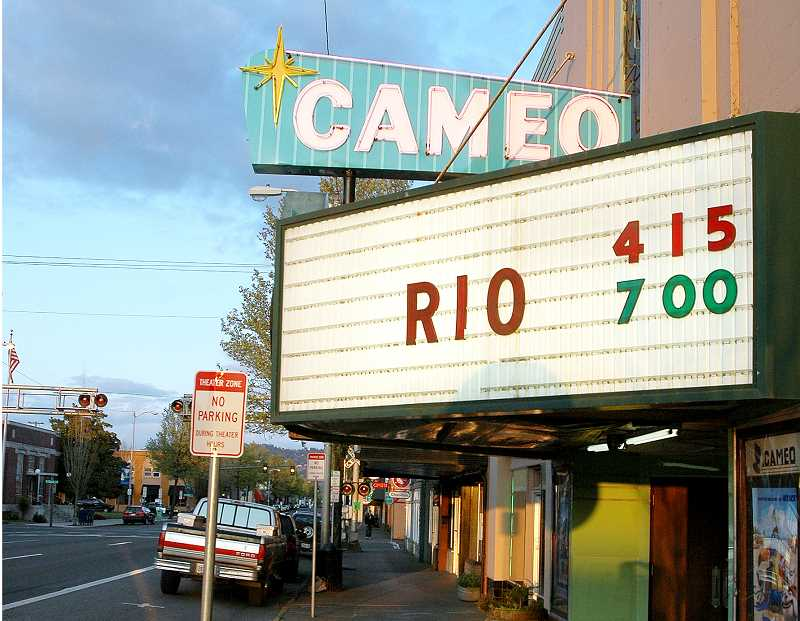 GARY ALLEN - The Cameo Theater is among the historic downtown buildings that can be researched using a new website produced through a project by the Historic Preservation Commission.