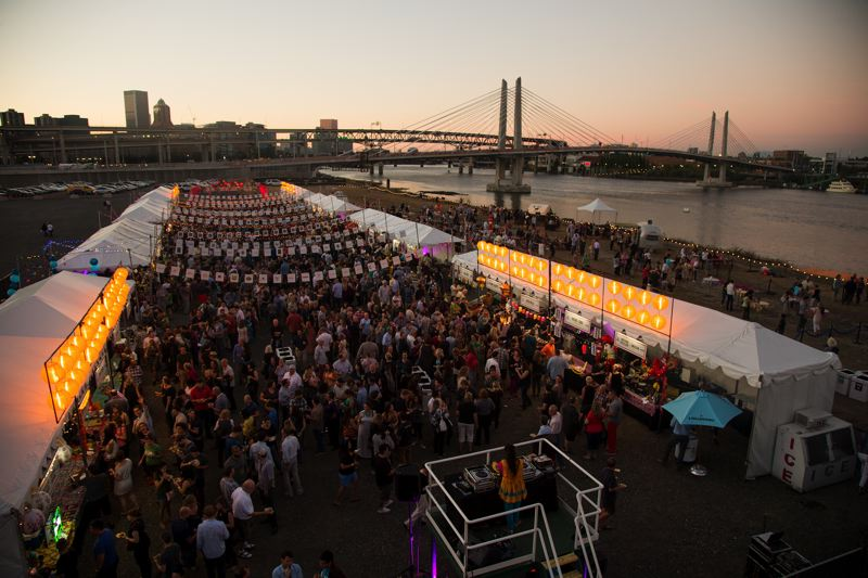 COURTESY PHOTO - Feast Portland reigned as the city's largest food and drink festival.