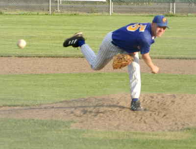 by: TIM STUMM/CENTRAL OREGONIAN - Carter Gill will be a senior next year for the Crook  County baseball team.