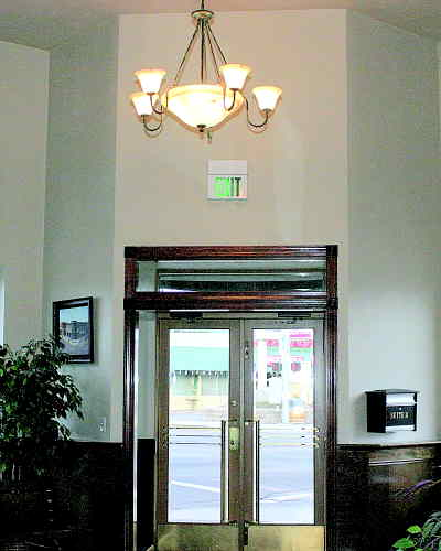 by: KEVIN GABOURY/CENTRAL OREGONIAN - The Old First National Bank Building on Main Street in Prineville is currently on the list of historic buildings participating in the state's Special Assessment Program and receives tax incentives.