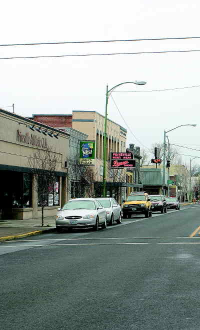 by: KEVIN GABOURY/CENTRAL OREGONIAN - The parking situation in downtown Prineville has always been bad, but with new businesses moving in, as well as people, it can only get worse.