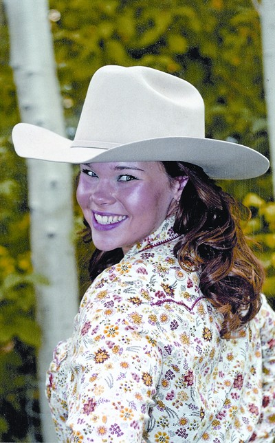 by: CONTRIBUTED PHOTO - The 2012 Spray Rodeo Queen, Rachale Zuhlke.