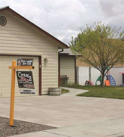 by: JASON CHANEY/CENTRAL OREGONIAN - During the past few months, local home prices have steadily risen, and overall sales have improved.