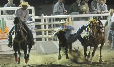 by: LON AUSTIN/CENTRAL OREGONIAN - The top amateur cowboys and cowgirls in the Northwest will be in Prineville tonight and Saturday for the Northwest Professional Rodeo Association finals which are scheduled to start at 7 p.m. nightly.