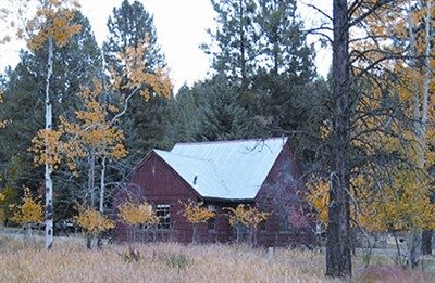 by: CONTRIBUTED PHOTO - Ochoco National Forest permanently closed the Rager Ranger Station, near Paulina, on Friday Nov. 30. The building had provided residents in the area a Forest Service presence for more than 100 years.