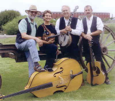 by: Submitted Photo - The Sidekicks bluegrass band