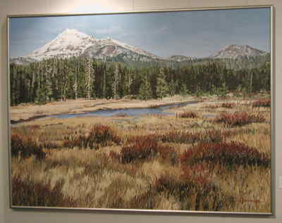 by: Photo By Susan Matheny - Meadow at South Sister by Joanne Donaca.