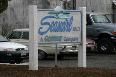 by: Photo By Holly M. Gill - Seaswirl Boats, of Culver, will close down at the end of April, when 170 employees will lose their jobs.