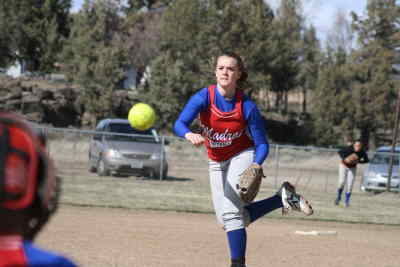 by: Photo By Gary Lindberg - After going 6-2 as a team in nonleague play, Madras pitcher Marisa Hulsey and the rest of the Buffs are seeking to earn a trip to the 5A state playoffs.