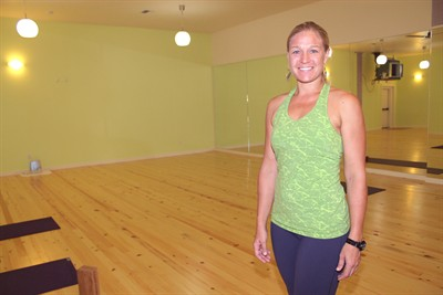 by: Photo By Joe McHaney - Madras Yoga Center owner Molly Clark has recently opened a yoga studio in Madras at 346 S.W. Culver Highway.