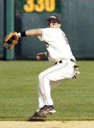 by: , READY TO GO – Southridge High graduate Darwin Barney and the rest of the Oregon State baseball team are ready to tackle their second straight College World Series.