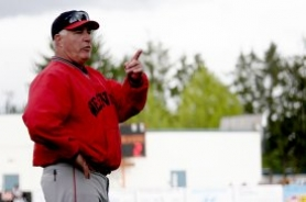 by: Miles Vance, MAKING HIS POINT — Westview baseball coach Jeff Shull made a point of teaching fundamentals, then letting the wins and losses take care of themselves.