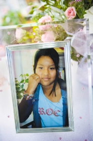 by: Contributed, Davis Elementary fifth-grader Clara Elias Ascencio drowned in Roslyn Lake on Saturday.