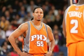 by: Rocky Widner, It's probably the end of the line for Brian Grant's NBA career, but don't feel too sorry for the West Linn resident. Three different NBA teams will pay him not to play next season.