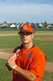by: DAN BROOD, SWINGING A HOT BAT — Jesse Gibson, a 2004 Tualatin graduate, hit for a .336 average with a team-best 45 runs scored and 11 stolen bases at Lower Columbia.