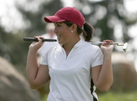 by: Miles Vance, West Linn's Danielle Ranallo has been playing the best golf of her life this summer. Last weekend, she finished second in the Oregon Junior Match Play championships and she qualified to play in the Junior America's Cup.