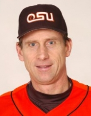 by: Special to, Pat Casey coached the Oregon State Beavers to a 2006 College World Series championship. The Newberg native is in South Bend, Ind., visiting Notre Dame.