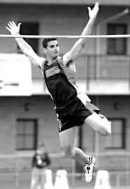 by: File photo, Tommy Skipper clears the bar to win the 2003 Oregon high school pole vault title.