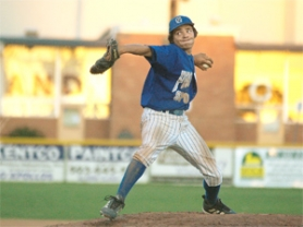 by: David Ball, David Douglas pitcher Evan Berry gave up two hits and struck out four before leaving the mound in the fourth inning Thursday night.