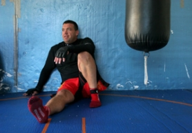 by: Jim Clark, Businessman Joel Suprenant has big goals - including fighting in a pro mixed martial arts matchup.