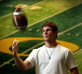 by: L.E. BASKOW, Homegrown Cody Kempt quarterbacked Westview High last year.